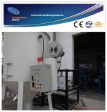 Mezclador plástico vertical de la calefacción en seco con alta capacidad