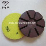 """Almofada de polonês bond do cobre híbrido da resina do metal Cr-12 (3-4 """")"""