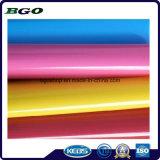 Impressão impermeável laminada PVC da tela de encerado (500dx500d 18X17 580g)