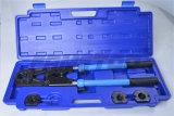 Quetschwerkzeug für Kupfer und Befestigung S.-S