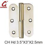 家具のハードウェアのキャビネットのStainessの鋼鉄ドアヒンジ(CHHD)