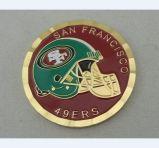 Значок медали, изготовленный на заказ организационный Pin (GZHY-CY-003)