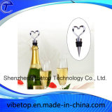 Metallo Wine Stopper con Changeable Head Vbt-K001