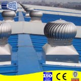 Ventiladores do ar da turbina das energias eólicas de Roofvent do aço inoxidável