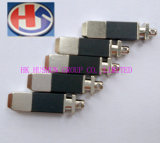 Präzisions-Metalteil, Messingterminal für Kabel (HS-DZ-0009)