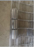 Fio Mesh Belt para Food Processing Equipment