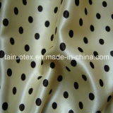 Cetim liso de Silk para Wedding Clothes e Bedsheet Fabric