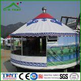 Tente campante de luxe de Yurt de qualité