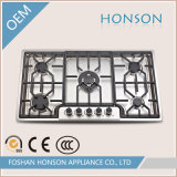 860mm Stainless Steel Gas Hob Gas Burner Gas Stove