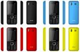 Карточка телефона двойная SIM характеристики сотового телефона мобильного телефона Gfive Wp86 2.4 ''