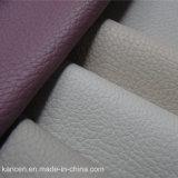 Cuoio impresso classico del sofà dell'unità di elaborazione (KC-B050)
