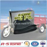 Tubo interno 4.50-12 de la motocicleta butílica de la alta calidad