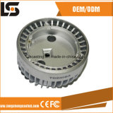 Aluminium LED-das Aluminiumstraßenlaterne-Gehäuse Druckguss-Teile