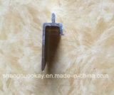 Ручка профиля тяги оборудования двери мебели Foshan алюминиевая