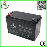 12V 100ah VRLAのセキュリティシステムのための再充電可能な鉛酸蓄電池