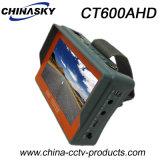 De Pols hD-Ahd, kabeltelevisie HD van 4.3 Duim van het Meetapparaat van Camera's Cvbs (CT600AHD)