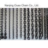 Noir G43/G70/G80 se soulevant fouettant la haute chaîne de lien d'acier inoxydable de fer en métal de pêche d'essai