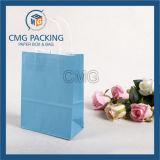 서류상 손잡이 (DM-GPBB-095)를 가진 각종 싼 종이 봉지