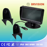 Câmera do monitor rv de Digitas da polegada da segurança System/7 do veículo