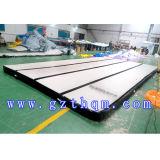 Gymnastique large formant la piste d'air croulante gonflable de Trac de gymnastique de couvre-tapis de dégringolade gonflable gonflable d'air