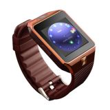 """Note Screen SIM Card1.54 """" Dz09 mit Bluetooth Apro Smart Clock Watch für Samsung Galaxy Gear"""
