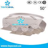 ventilador Vhv da leiteria da recirculação do ciclone de 380V 50Hz 3pH 50 polegadas