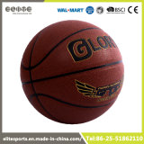 Баскетбол спички PU прокатанный кожей