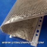 Estera cosida fibra de vidrio del carbón para el tubo Six-Party