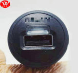 De Lader van de Auto van Belkin USB met V8 Kabel