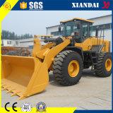 CE Xd950g aprobado cargador de la rueda de 5 toneladas