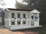 Peison fácil para el tocador público móvil/la casa prefabricados/prefabricados en la calle