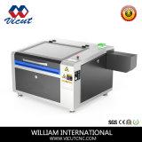 Máquina de escritorio de la marca del laser