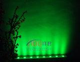 Colorare l'indicatore luminoso esterno cambiante della rondella della parete di IP65 LED