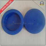 Blaue Plastikschutzkappen und Schoner für Kohlenstoff leitet (YZF-C392)