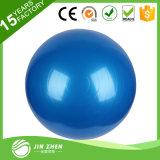 """Bola de la aptitud de la estabilidad del PVC 26 los """" 65cm del SGS No1-6 \ bola suiza de la yoga de la gimnasia con la bomba"""
