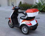 Triciclo eléctrico de la batería de almacenaje para los adultos