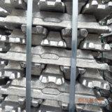 Lingotes de alumínio