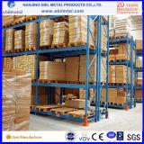 Tormento resistente/estantería de la plataforma de la alta calidad Q235 de Nanjing