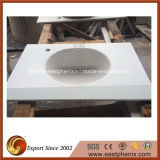Bathroom를 위한 자연적인 Super White Nano Stone Sink
