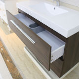 Do século MEADOS DE inacabado dos gabinetes de Lowes gabinete de banheiro moderno
