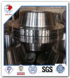 ステンレス鋼SUS304の溶接の首のフランジのWnの造られたフランジ