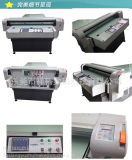 Industrial Digital Printer Machine for PU Leather Glass Textile Canvas EVA Metal Wood