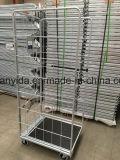 倉庫およびスーパーマーケットのための動かされた熱い電流を通されたロールパレット