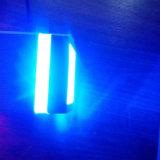 Свет стены голубого и красного цвета СИД для напольного