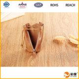 Fabbricazione chiave di cuoio del sacchetto di alta qualità in Cina