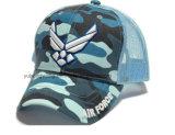 Шлем спортов, новая бейсбольная кепка эры Snapback с тубопроводом