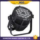 段階の装飾18X10W LEDの同価のズームレンズライトのためのライト