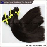 中国のまっすぐな人間の毛髪のBrazilan Remyの人間の毛髪