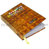 Impresión nueva del libro del Hardcover e impresión nueva Softcover del libro (jhy-562)
