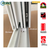PVC Galss endurecido moderado perfil Windows e portas de UPVC/